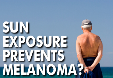 After melaNoma, people head back to the sun